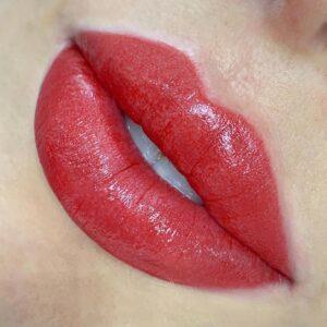 Пиксельные губы